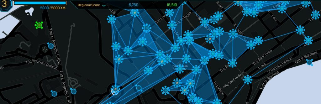 mobile games to play while you travel Ingress