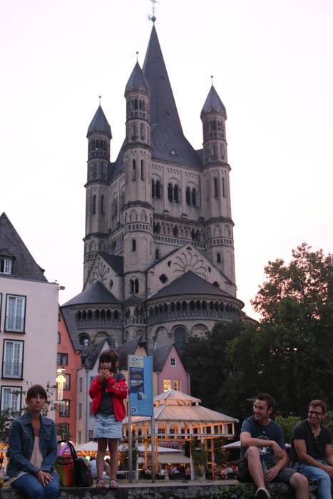 Groß Sankt Martin Kirche