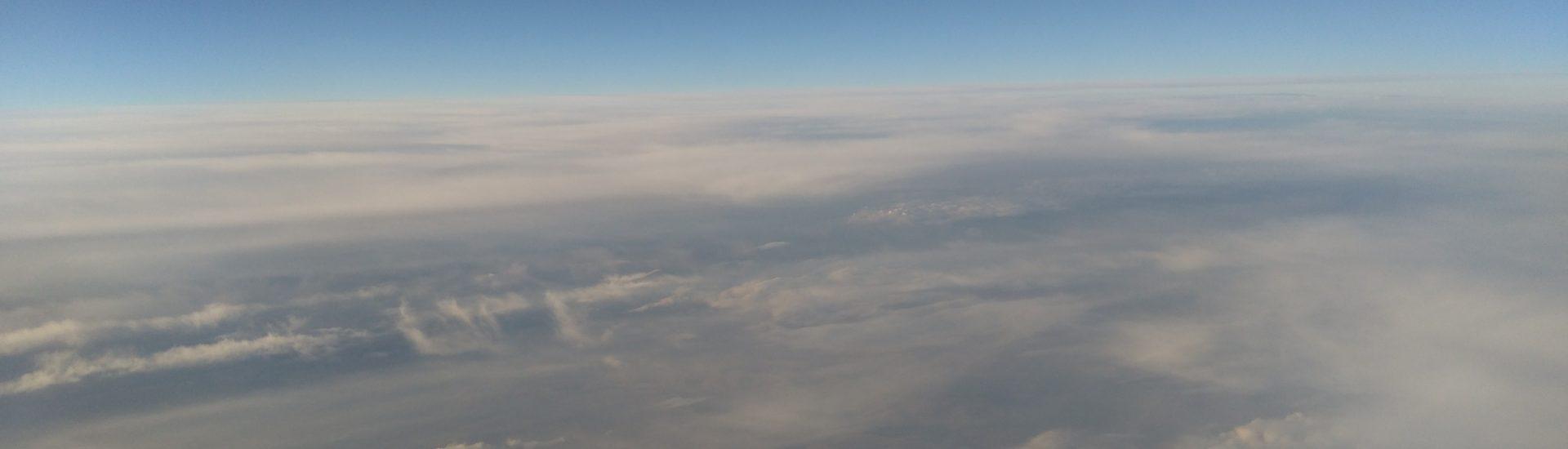 Clouds in Flight