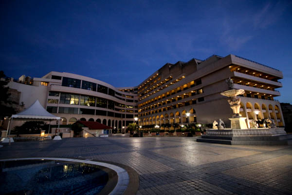 Hotel Review Grand Hotel Excelsior Malta In Search Of Mexican