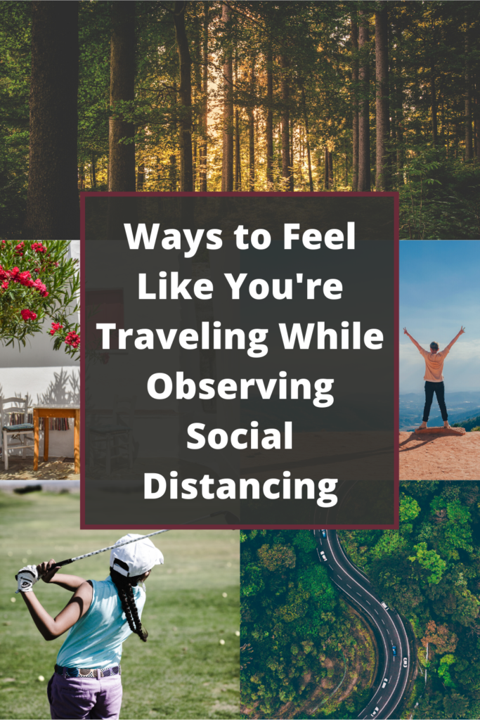 Social Distancing Travel